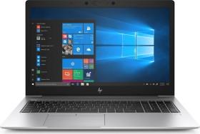 HP EliteBook 850 G6 silber, Core i7-8565U, 16GB RAM, 512GB SSD, 32GB SSD, beleuchtete Tastatur, LTE (8MJ40ES#ABD)