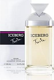 Iceberg Twice Woman Eau De Toilette, 100ml