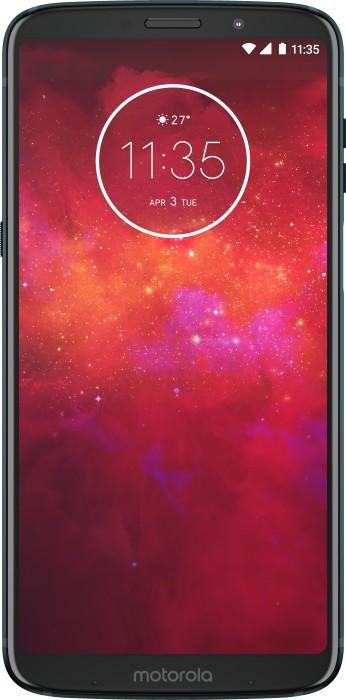 Motorola Moto Z3 Play Dual-SIM 64GB blue