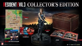 Resident Evil 3 Remake - Collector's Edition (PS4)