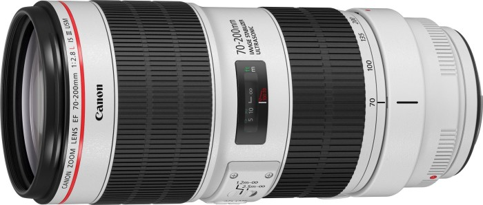 Canon EF 70-200mm 2.8 L IS III USM white (3044C005)