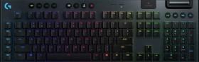 Logitech G915 Lightspeed, GL Clicky, USB/Bluetooth, DE (920-009104)