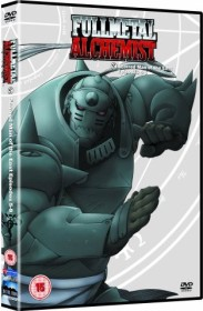 Fullmetal Alchemist 2 - Scarred Man Of The East (UK)