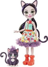 Mattel Enchantimals Ciesta Cat & Climber (GJX40)