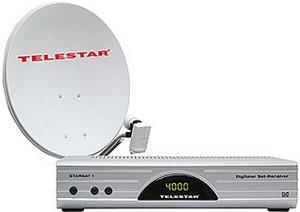 Telestar ASTRA digital 80-4TN-1-STARSAT 1 (5103934-SB)