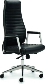 Mayer Deluxe 2491 office chair, black (2491)