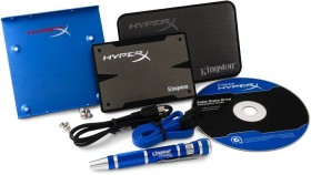 Kingston HyperX 3K SSD - Upgrade Bundle Kit 120GB, SATA (SH103S3B/120G)