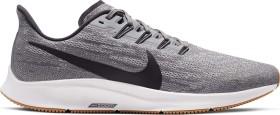 Nike Air Zoom Pegasus 36 gunsmoke/white/gum light brown/oil grey (Herren) (AQ2203-001)