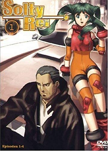 Solty Rei Vol. 1 -- via Amazon Partnerprogramm