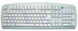 A4Tech KBS-6 Standard Keyboard, PS/2