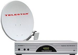 Telestar ASTRA digital 80-2TN-1-STARSAT 1 (5103931-SB)