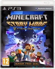 Minecraft: Story Mode (PS3)