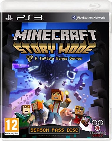 Minecraft Story Mode Deutsch PS Ab De Heise - Minecraft ps3 online spielen deutsch