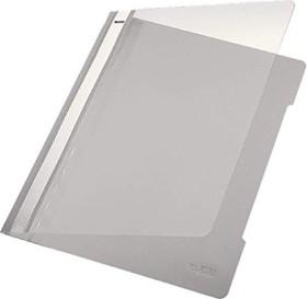 Leitz Standard Plastikhefter A4, grau (41910085)