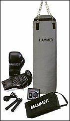 Hammer Chicago boxing set (92060)