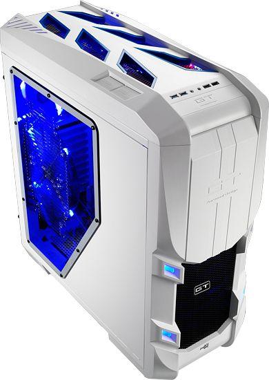 AeroCool GT-S white Edition, acrylic window (EN52179)