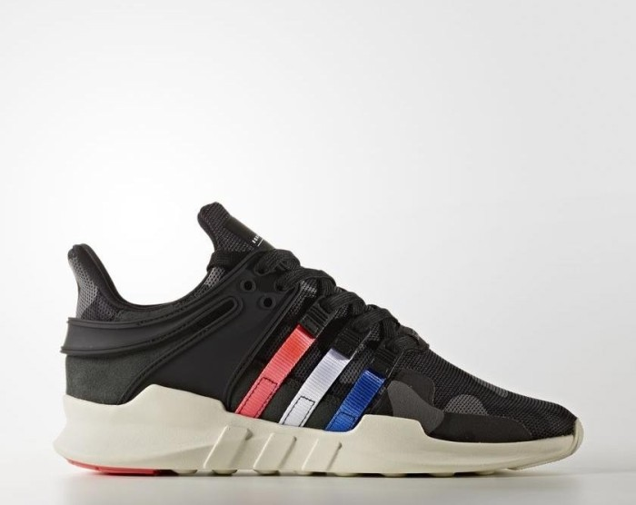 quality design a7a28 9baed adidas EQT support ADV core black/blue/footwear white (men) (BB1309) from £  68.17
