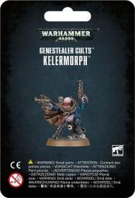 Games Workshop Warhammer 40.000 - Genestealer Cults - Kelermorph (99070117010)