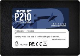 Patriot P210 128GB, SATA (P210S128G25)