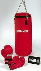 Hammer Fit boxing set (92012)