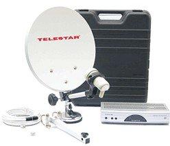 Telestar camping set 35cm dish Single LNB 1 STARSAT HC (5103302)