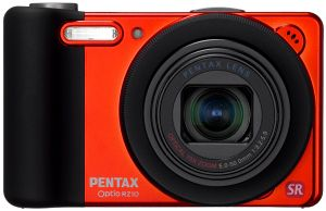 Pentax Optio RZ10 orange