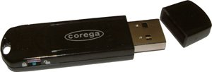 Corega COR-U2PFD-64 Hi-Speed Pocket Flash Drive 64MB, USB-A 2.0