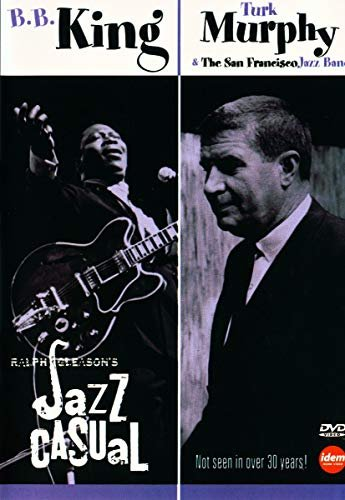 Ralph Gleason's Jazz Casual Vol. 8 - B.B. King & Turk Murphy -- via Amazon Partnerprogramm
