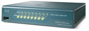 Cisco WLAN Controller 2106, 8-Port (AIR-WLC2106-K9)