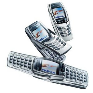 Vodafone D2 Nokia 6800 (various contracts)