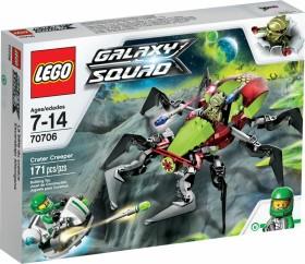 LEGO Galaxy Squad - Weltraum-Krabbler (70706)