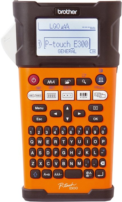 Brother P-touch E300VP (PTE300VPZG1)