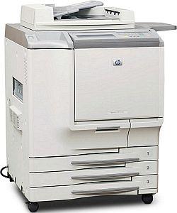 HP colour LaserJet 9850 MFP, colour laser (Q3225A)