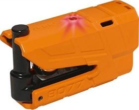 ABUS granite Detecto X Plus 8077 orange disc brake rotor lock (04301)