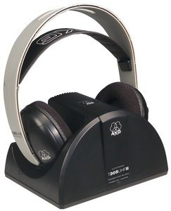 AKG K305 UHF II Wireless Headphones