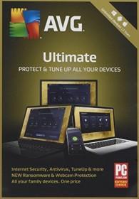 AVG Ultimate 2018 (deutsch) (PC)