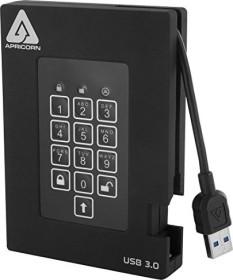 Apricorn Aegis Fortress 2TB, USB-A 3.0 (A25-3PL256-2000F)
