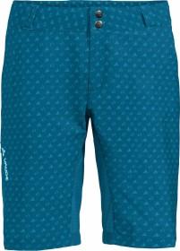 VauDe Ligure Shorts Fahrradhose kurz kingfisher uni (Damen) (40839-137)