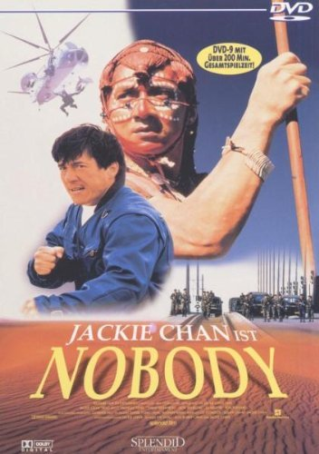 Jackie Chan ist Nobody -- via Amazon Partnerprogramm