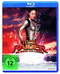 Tomb Raider 2 - Wiege des Lebens (Blu-ray)