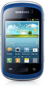 Samsung Galaxy Music S6010 blau