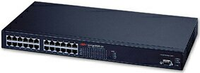 Corega MSW-24 24-portowy 10/100 managed Fast Ethernet switch