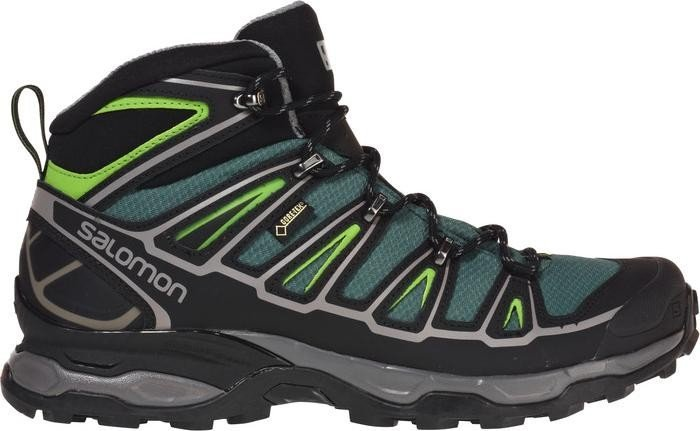 lowest price dd8fa 7dec0 Salomon X Ultra mid 2 GTX green/black/grey (men) (371032) from £ 143.16