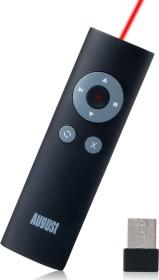 August LP200B Presenter mit Laserpointer schwarz, USB
