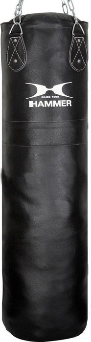 Hammer Leder Premium 100cm Boxsack (92910)
