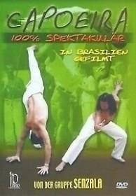 Kampfsport Capoeira: 100% Capoeira Spektakulär Vol. 1 (DVD)