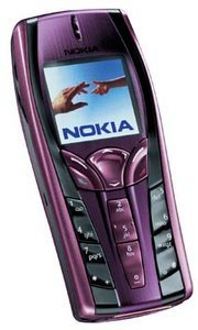 Telco Nokia 7250 (various contracts)