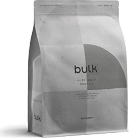 Bulk Powders Pure Whey Protein 2.5kg Banane