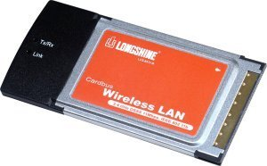Longshine LCS-8531R, Cardbus