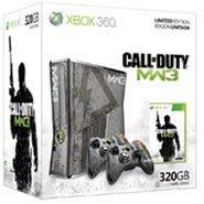 Microsoft Xbox 360 Slim - 320GB Call of Duty: Modern Warfare 3 Edition Bundle